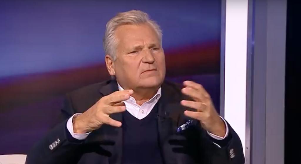 Aleksander Kwaśniewski złapał się za głowę! Oto, co łączy go z Jarosławem Kaczyńskim