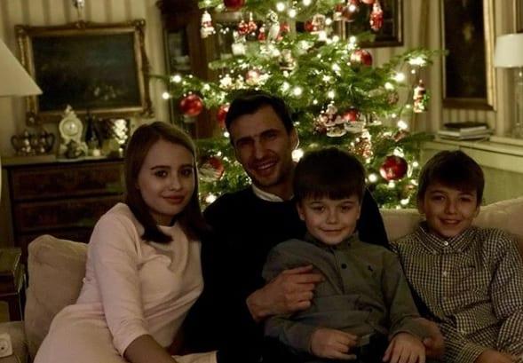 anna przybylska rodzina