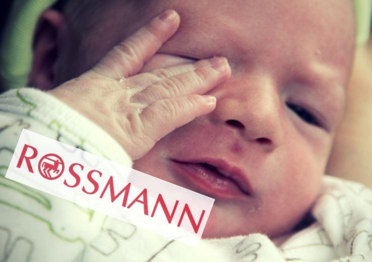 Dziecko Rossmanna