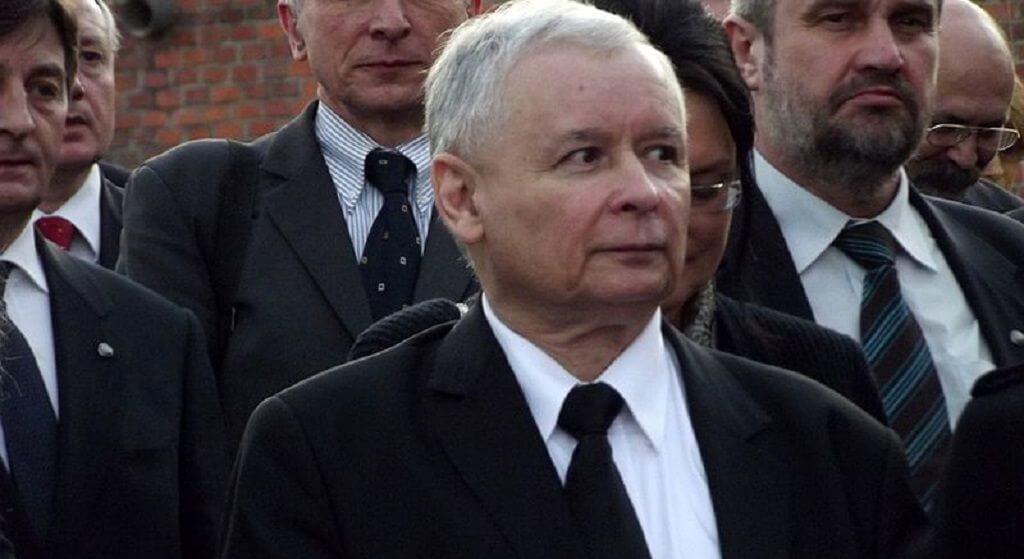 Smutne święta Kaczyńskiego. Wstyd na całą Europę