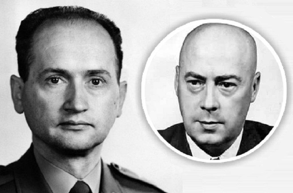 Jaruzelski i Cyrankiewicz
