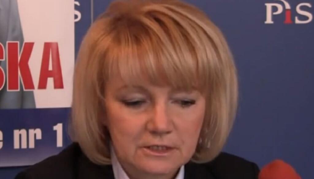 Jolanta Szczypińska wiedziała, że umiera. Polityk PiS ujawnia wstrząsające fakty