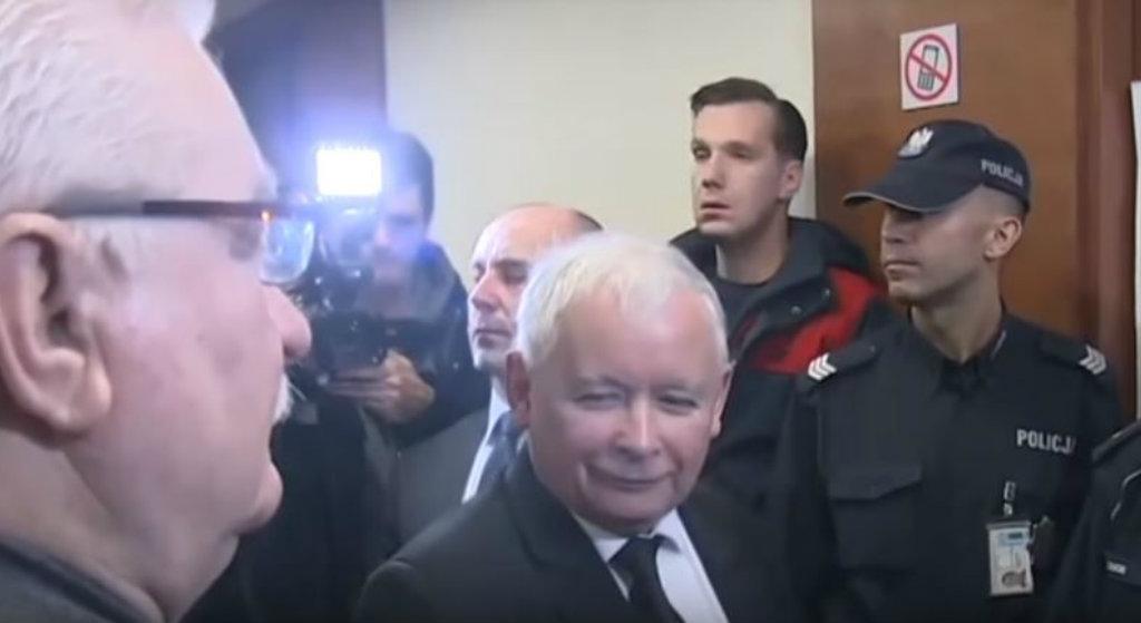 Jarosław Kaczyński: Lech Wałęsa to jego największy wróg. Wiemy dlaczego