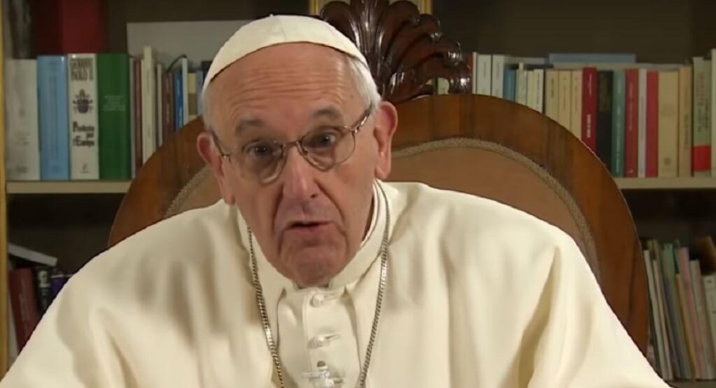 Papież Franciszek zdruzgotał gwiazdora Polsatu. Polak jest załamany