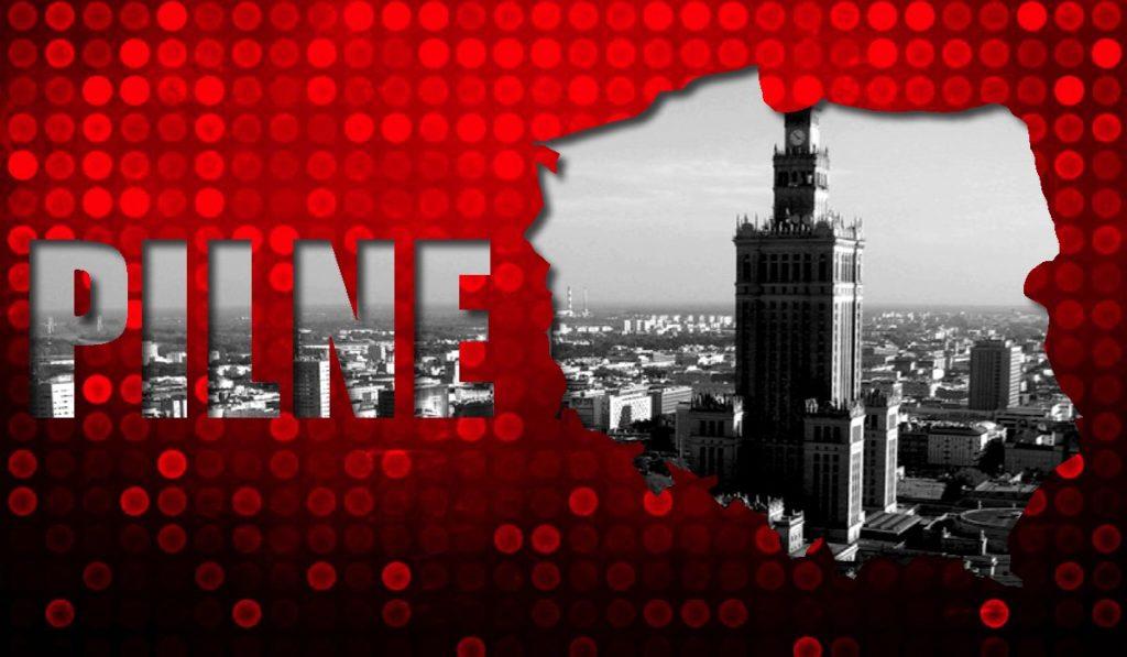 Ewakuacja 2 tys. ludzi w Warszawie! Pożar w Złotych Tarasach