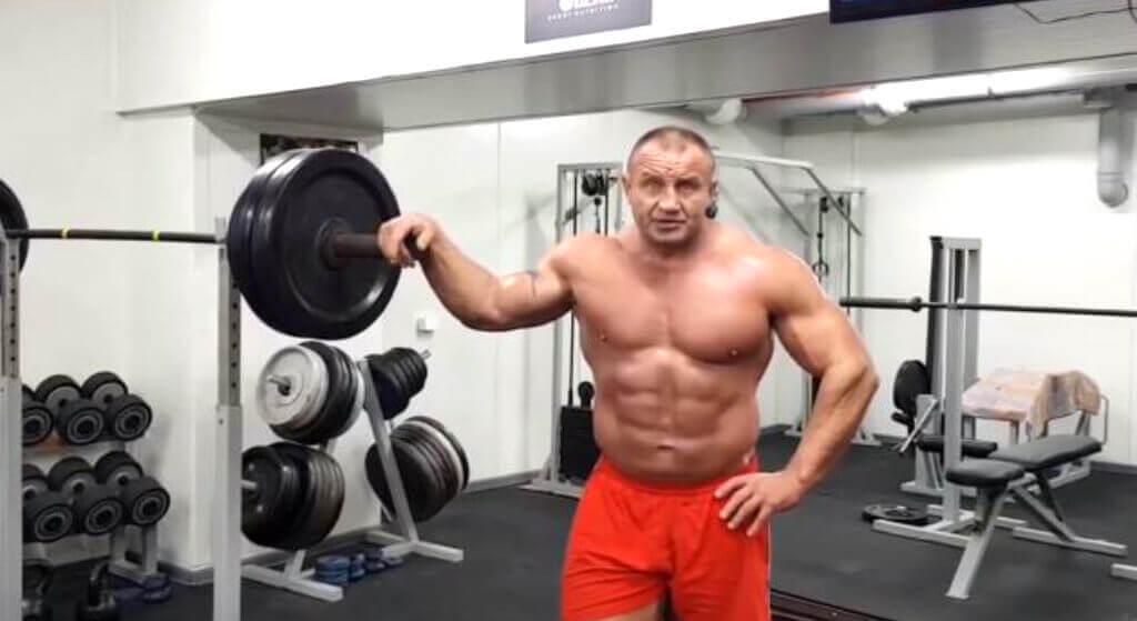 Ile waży Mariusz Pudzianowski? Dostaniecie zawału