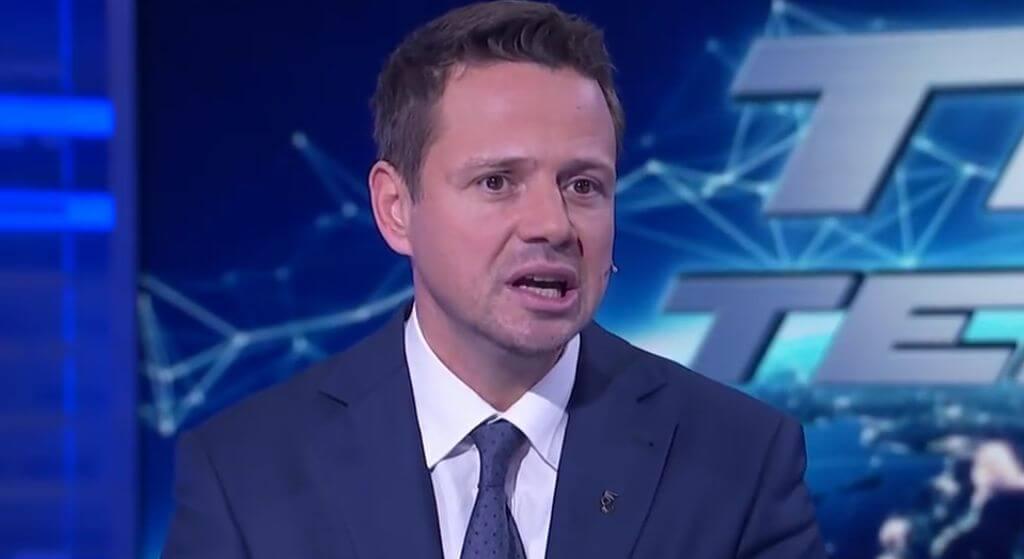Trzaskowski się wycofał! Nagła decyzja prezydenta Warszawy