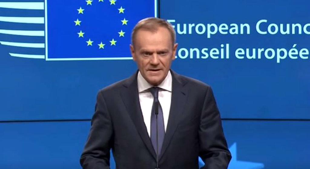 Donald Tusk zwołał szczyt unijny. Wielka Brytania opuszcza UE