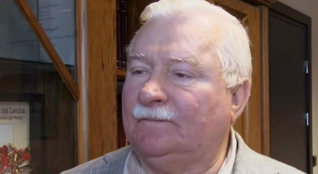 Wałęsa publicznie upokorzył Kaczyńskiego! Jego wpis to petarda