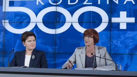 Beata_Szydło_i_Elżbieta_Rafalska_RODZINA_500+
