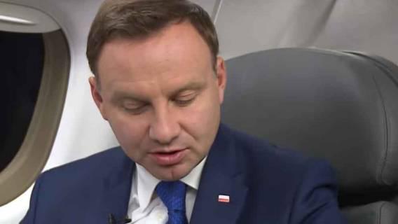 Łukaszenka złożył kondolencje Andrzejowi Dudzie