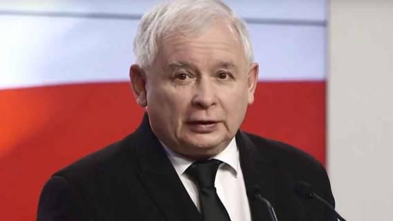 Tajemniczy człowiek u boku Kaczyńskiego! Jego zarobki są IMPONUJĄCE