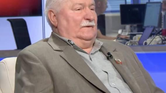 Wielkie święto w rodzinie Lecha Wałęsy. 75-letni prezydent zaliczył wpadkę!