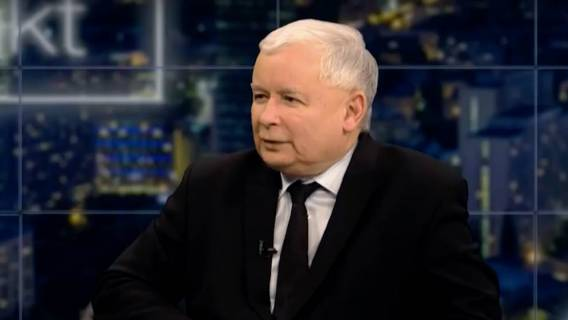 Kaczyński przyłapany z bukietem kwiatów! Kim jest kobieta, która zawróciła mu w głowie?!