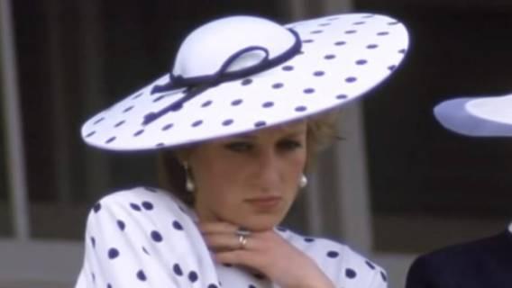 księżna Diana_po