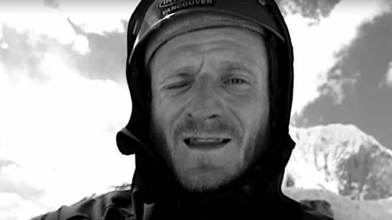 Mackiewicz tuż przed śmiercią nagrał poruszający film. Trudno powstrzymać łzy