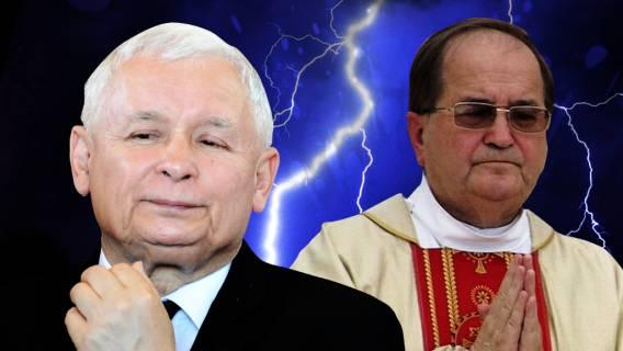 Cała prawda o powiązaniach Kaczyńskiego z Rydzykiem! Polityk PiS ujawnia
