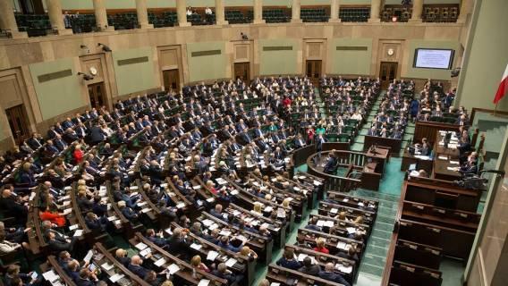 Osobisty dramat posła. Winą za tę tragedię obarcza Marszałka Sejmu