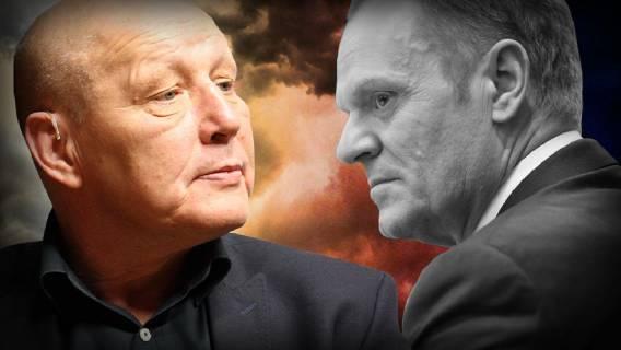Polskę czeka totalny przewrót! Jackowski miał szokującą wizję o Tusku
