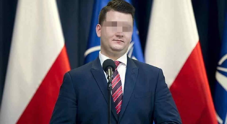 Bartłomiej M. zatrzymany. Były rzecznik Macierewicza w rękach CBA