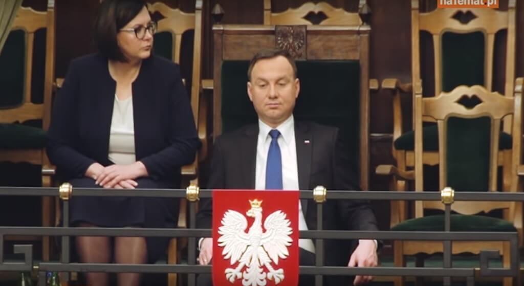 Duda jak Morawiecki. Media ujawniają wielkie kłamstwo prezydenta
