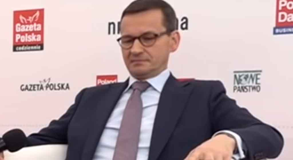 Ręce opadają. Ochrona premiera Morawieckiego znowu się skompromitowała