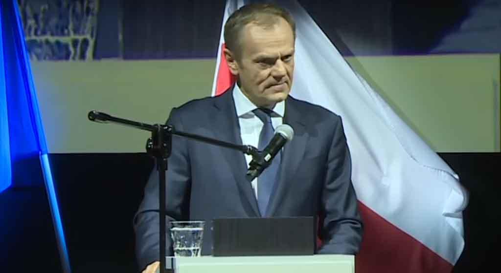Donald Tusk przyjeżdża do Polski