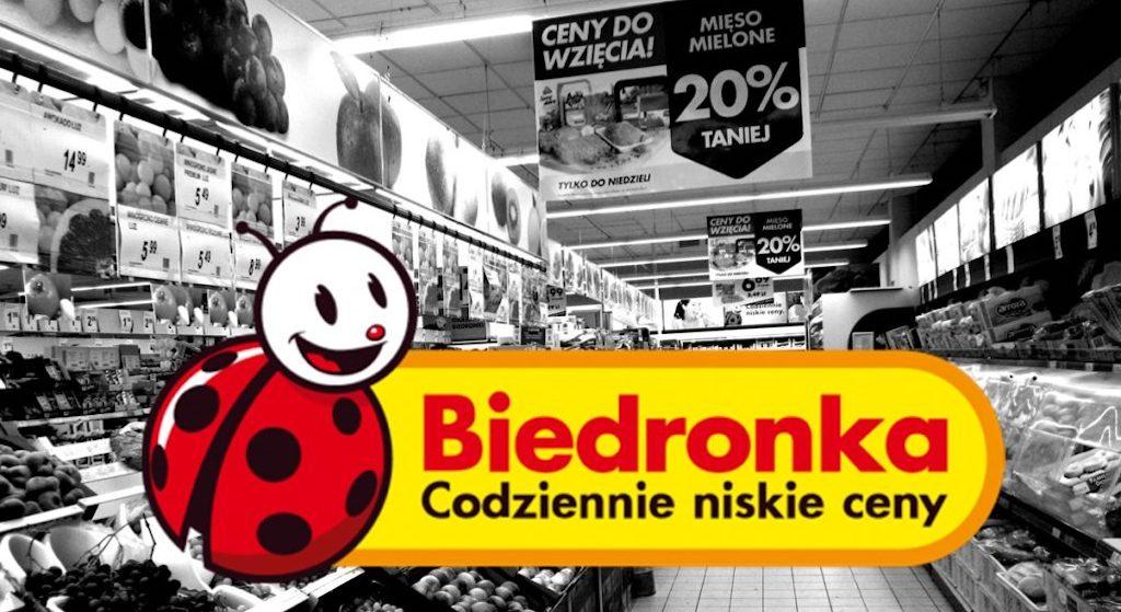 Biedronka musi uważać! Polska sieć sklepów przyciąga tłumy klientów