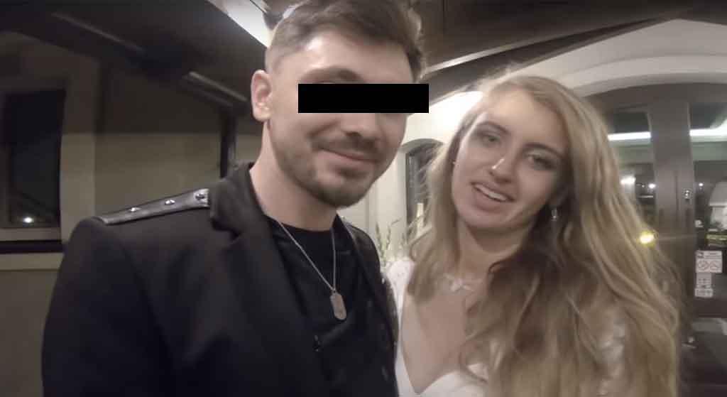 """Syn Zenka Martyniuka publicznie chamsko do swojej żony: """"Wypad gówniaro"""""""