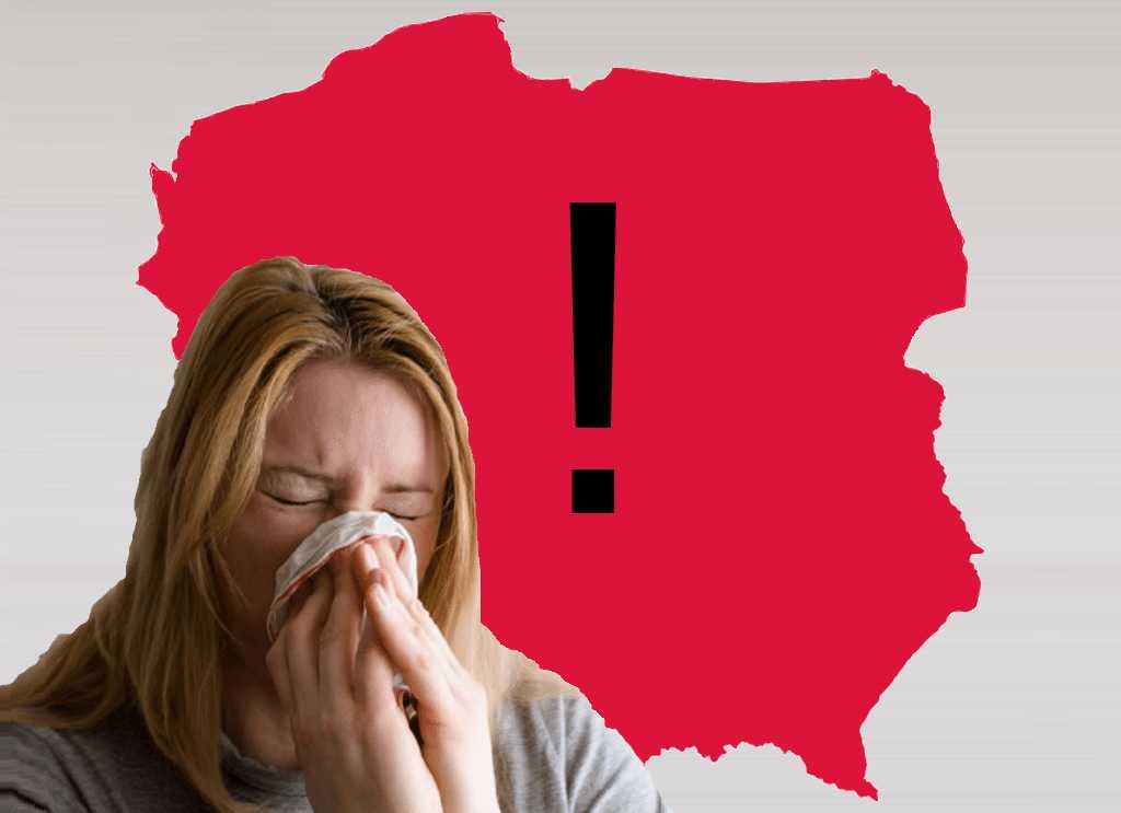 Polacy zagrożenie życia