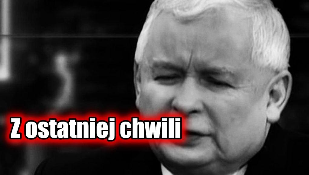 Przełomowe oświadczenie Kaczyńskiego po śmierci Adamowicza. To już oficjalne