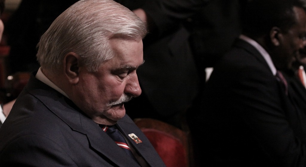 Lech Wałęsa: Kaczyński i Rydzyk muszą WYMRZEĆ