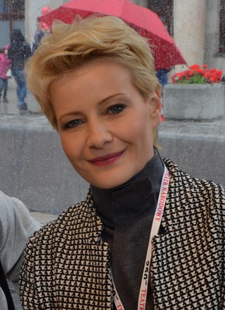 Małgorzata Kożuchowska Fryzury Krótkie To Jej Domena Gwiazdy Pikio