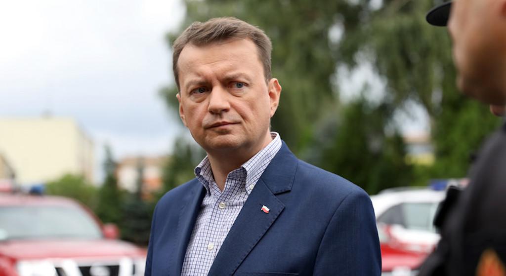 List do Błaszczaka o jego ojcu w PRL obiega sieć. Powinni przeczytać go wszyscy Polacy