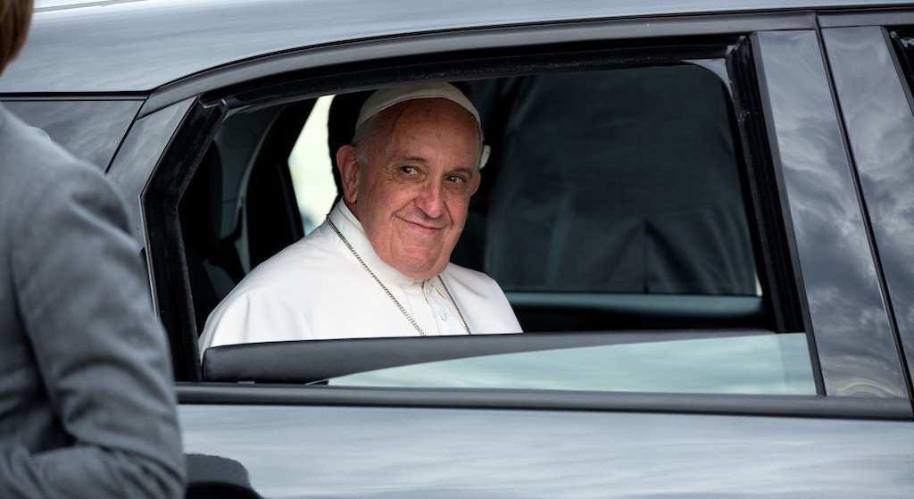 Wszyscy Polacy będą mogli pomodlić się z Franciszkiem. Niesamowite