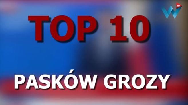 TOP 10 najbardziej ABSURDALNYCH pasków TVP INFO