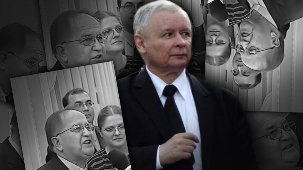 """Nagrali Kaczyńskiego jak zdradził prawdę o Rydzyku. """"Dzieli się 70 do 30"""""""