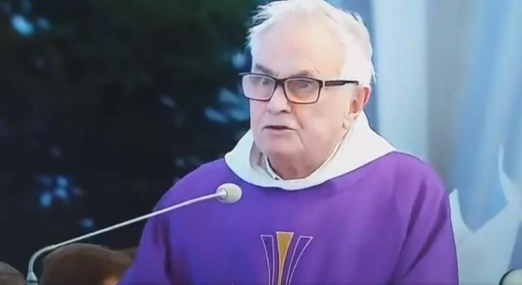 O. Wiśniewski żąda przeprosin! Jego przemowa na pogrzebie zmanipulowana