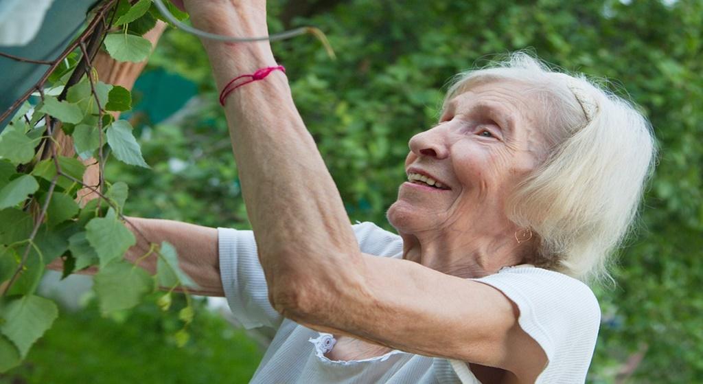 SZACUNEK! 93-letnia babcia leci być wolontariuszem w Afryce