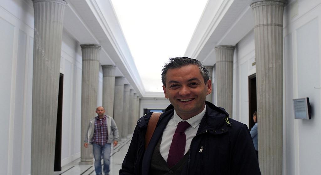 """Hołdys o Biedroniu: """"Z chęcią przyjąłby tekę ministra w rządzie PiS"""""""