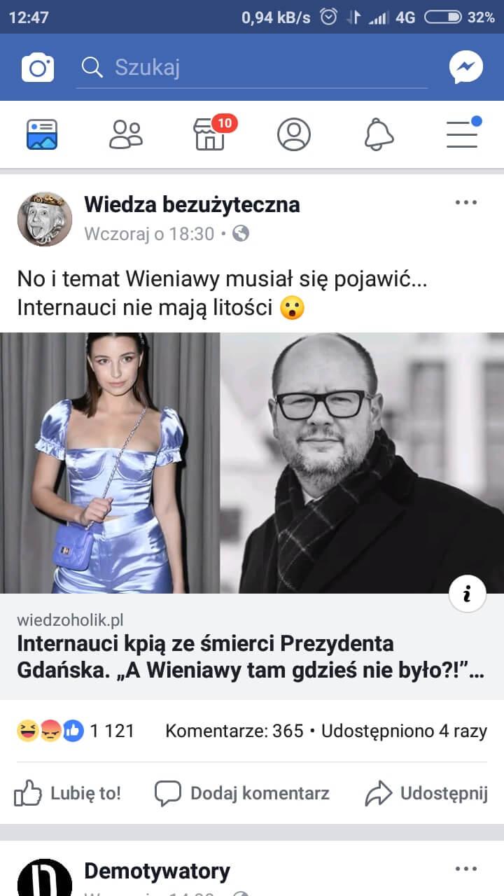 pikio.pl Julia Wieniawa