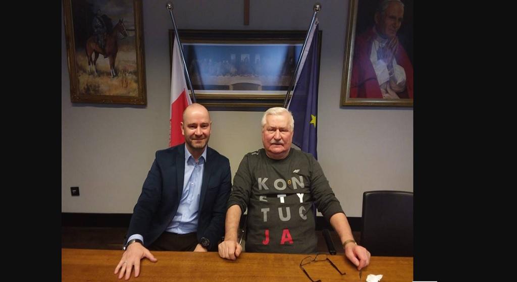 Lech Wałęsa planuje skok stulecia. Nawet Adam Małysz może pozazdrościć