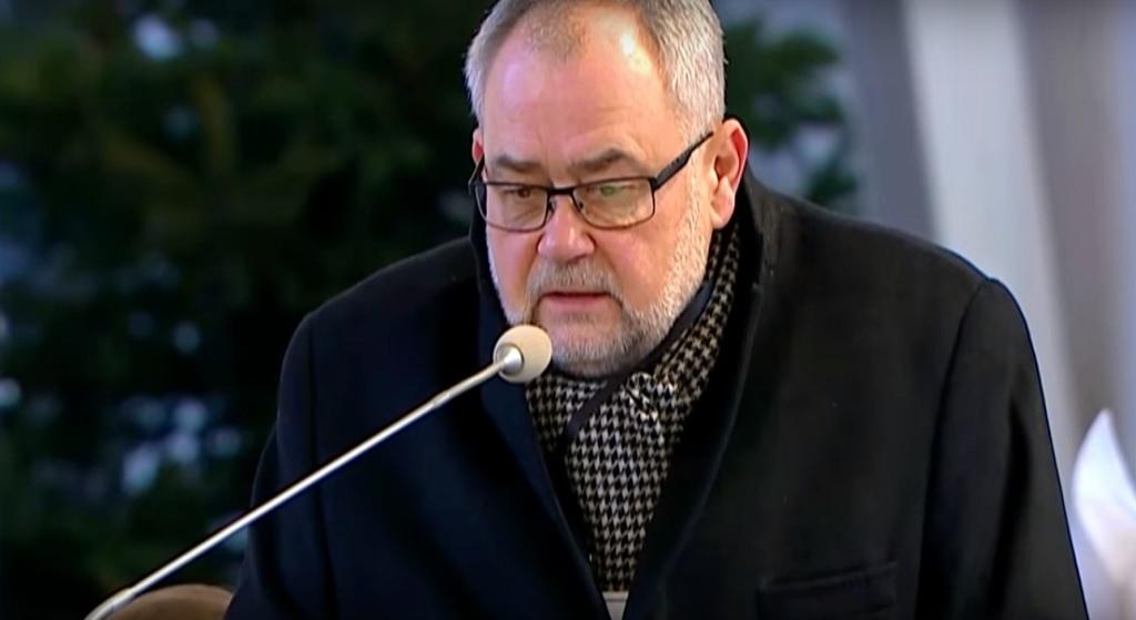 """Brat Adamowicza zdradził ostatnie godziny zmarłego prezydenta. """"Kilka razy doszło do zatrzymania akcji serca"""""""
