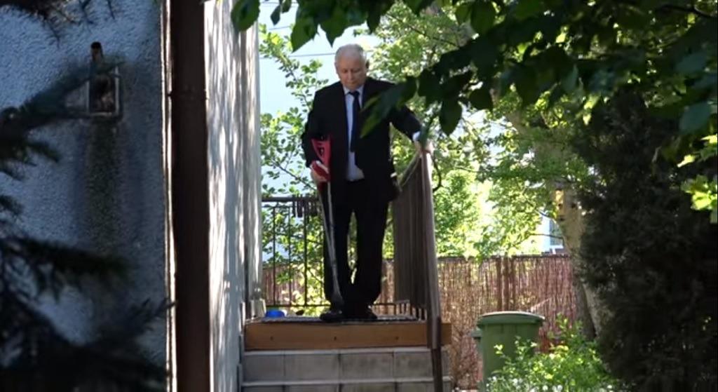 Jarosław Kaczyński jest chory. Ma wirusa, nagła choroba pogrzebała plany szefa PiS