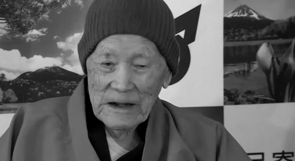 Nie żyje najstarszy mężczyzna świata. Osiągnął bardzo piękny wiek