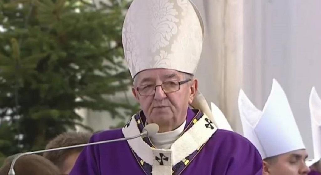Ksiądz właśnie przekazał wzruszające słowa Franciszka na pogrzebie Adamowicza