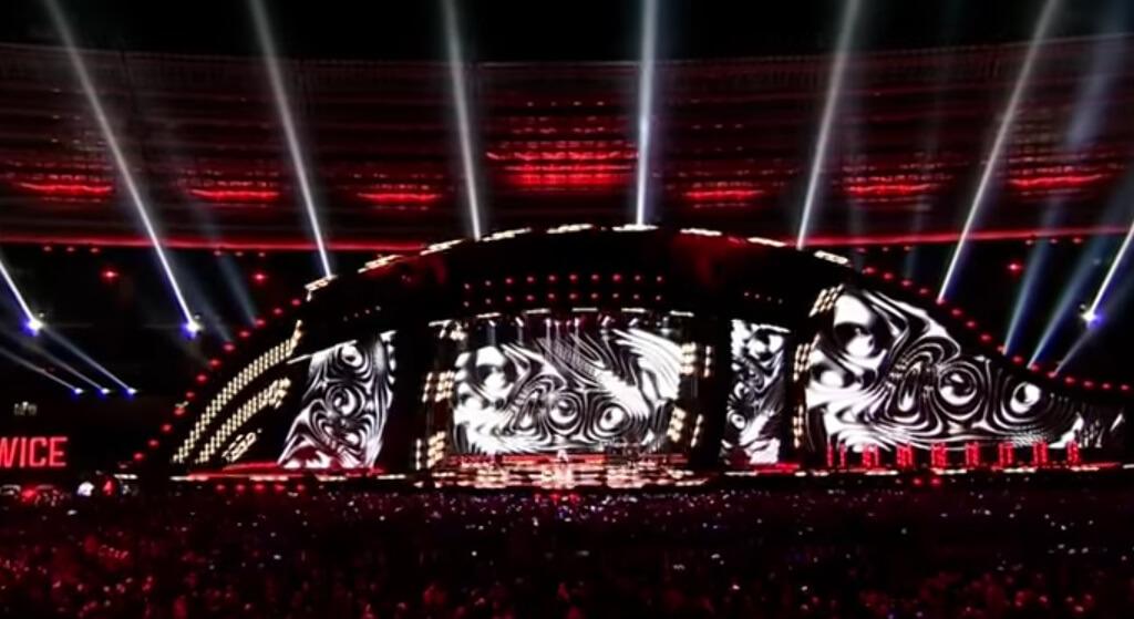 Co tam się wydarzyło?! Widzowie Polsatu wstrzymali oddech w czasie występu na żywo