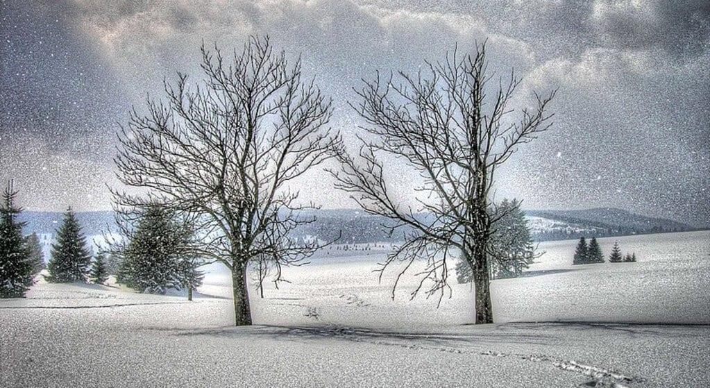 Nadciąga koszmarne zimno. W Polsce już dawno tak nie było