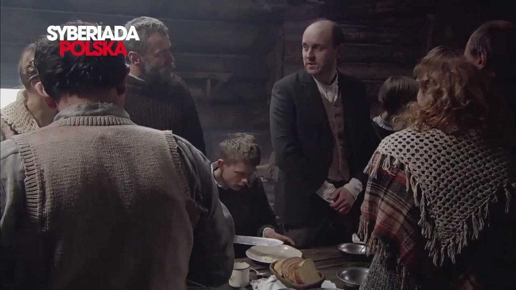 Syberiada Polska to jeden z najlepszych filmów! Każdy musi go obejrzeć