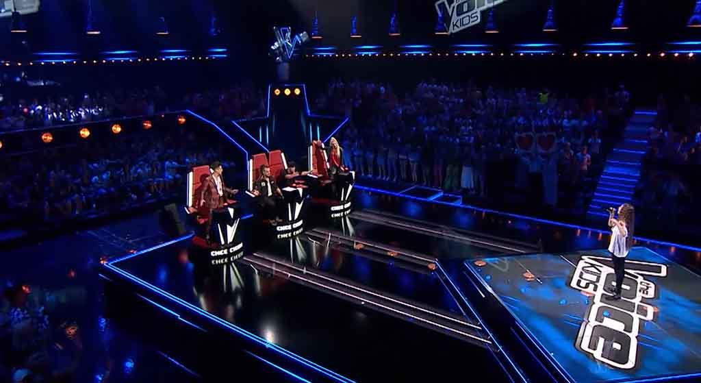 """Kosmiczny występ w The Voice Kids! Właśnie objawiła się kolejna """"Roksana Węgiel""""?"""